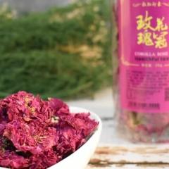 【花茶】 丹凤县龙驹印象玫瑰花冠茶30g/瓶